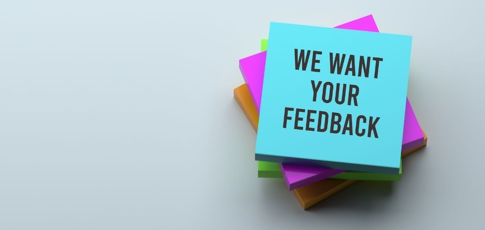 Growing Your Business With The Feedback You Receive