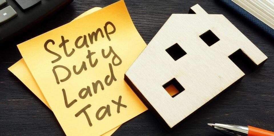 Paying The Stamp Duty Tax
